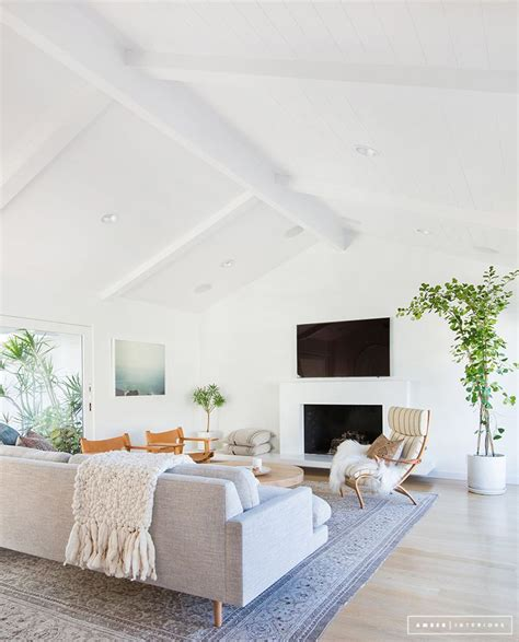 A Minimalist Midcentury Home Tour In 2018  Home Sweet