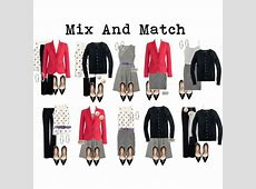Mix And Match Outfits For Work Latest Fashion