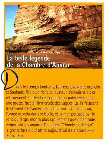 grotte de la chambre d amour grotte de la chambre d 39 amour anglet 64