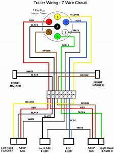 Trailer Plug Wiring Harness