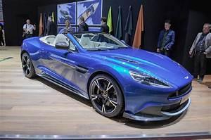 Aston Martin Vanquish 2018 : 2018 aston martin vanquish s volante debuts in geneva ~ Maxctalentgroup.com Avis de Voitures