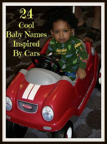 Boy Car Names by 24 Cool Baby Names Inspired By Cars Baby Names Cool