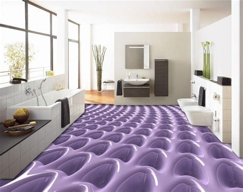 High quality 3d floor wallpaper flowing liquid custom 3d
