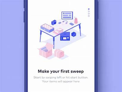 App Ai Selling Dribbble Probably Mobile Onboarding