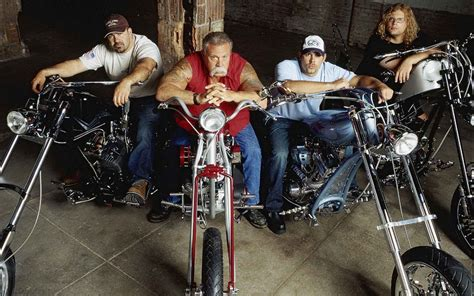 Occ Choppers Wallpapers (63+ Images