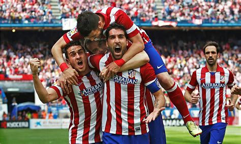 Club atlético de madrid, s.a.d., commonly referred to as atlético de madrid in english or simply as atlético or atleti, is a spanish professional football club based in madrid, that play in la liga. Atletico Madrid Wallpapers Images Photos Pictures Backgrounds