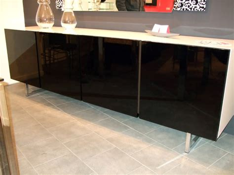 Calligaris Seattle Sideboard by Seattle 4 Door Buffet By Calligaris