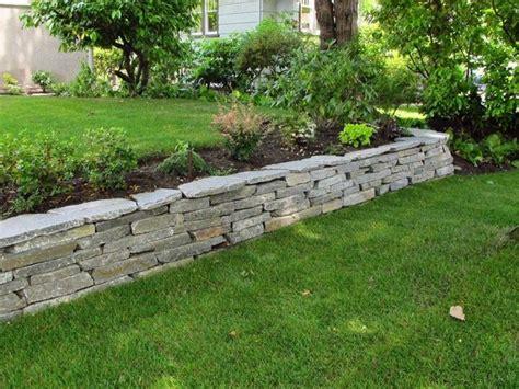 Muretti In Pietra Per Giardini muretti per giardini elementi progettazione giardini