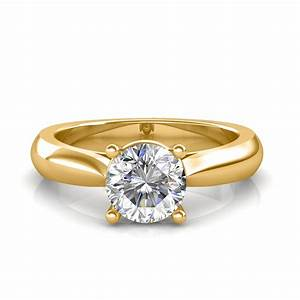 1 5 Carat Diamond Price Chart Classic Engagement Ring Solitaire Diamond Rings At Best