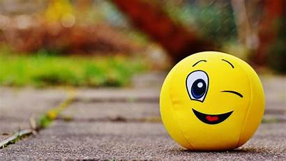Smile Happy 4k Background Ball Toy Happiness