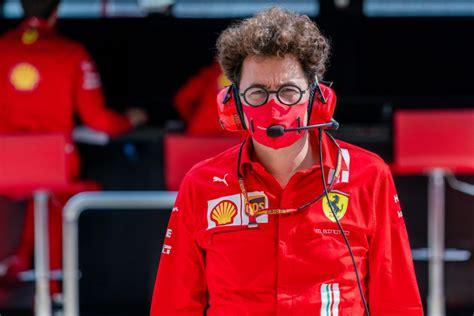 Il team principal della storica scuderia ferrari si trova ad un importante bivio: Ferrari Team Principal Binotto to skip Turkish GP - Speedcafe