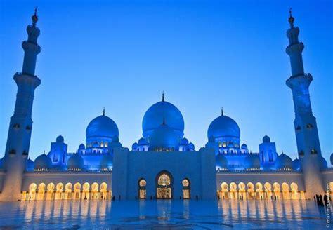 foto masjid  menyejukkan mata  hati