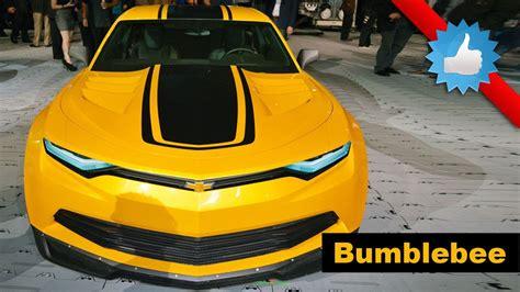 Chevrolet Camaro Bumblebee Edition