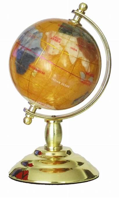 Globe Terrestre Pied
