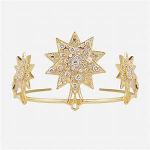 Emilia Pavé Star Tiara Crown | Rock N Rose