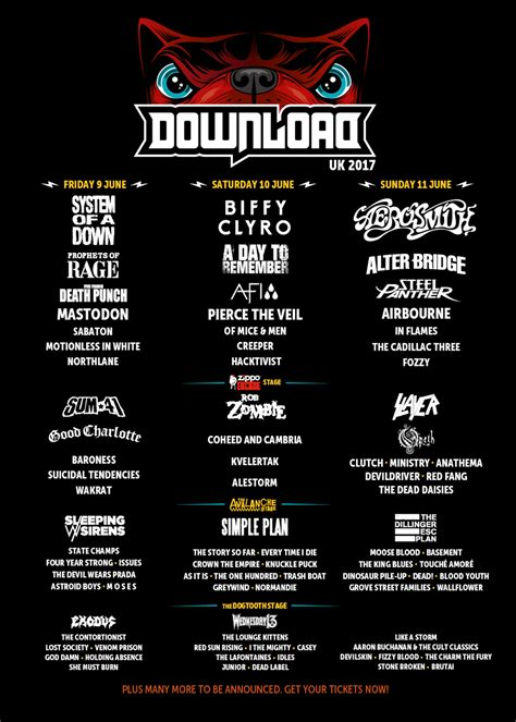 Australia Froths As 48 New Acts Join The 2017 Download