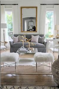 Graues Sofa Kombinieren : couchtisch mit hocker eine einfache und doch brillante idee ~ Michelbontemps.com Haus und Dekorationen
