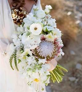 Bouquet De La Mariée : photo bouquet de mari e 2017 la tendance du bouquet ~ Melissatoandfro.com Idées de Décoration