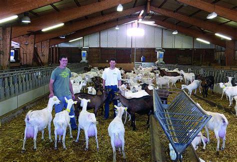 chambre agriculture 48 produire du lait de chèvre bio