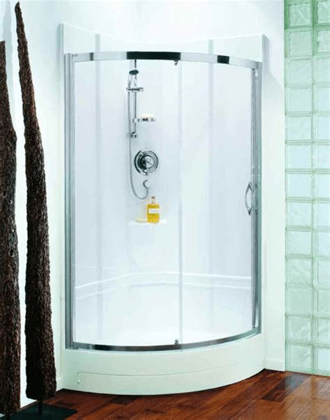Shower Pod by Coram Quadrant Shower Pod 950 Podqu950 Acr95cucf Cucd
