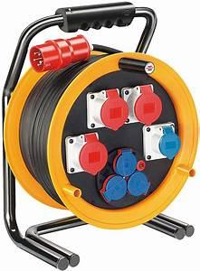 H07rn F 5g2 5 : brennenstuhl brobusta cee 4 ip44 industrie baustellen kabeltrommel 40m h07rn f 5g2 5 ~ Watch28wear.com Haus und Dekorationen