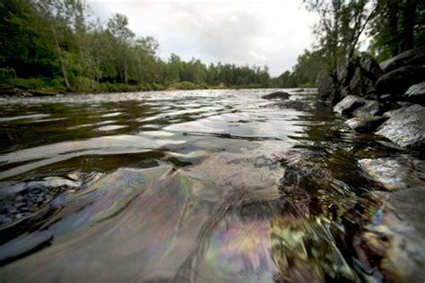 Fish Deformities Spiked After Lacmégantic Oil Spill