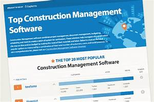 the top 20 construction management software solutions With construction documents management software