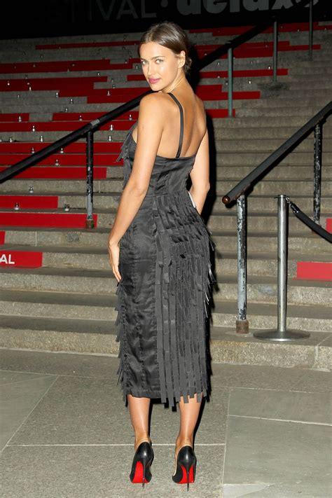 Irina Shayk – Annual VANITY FAIR Party in NYC, April 2015 ...