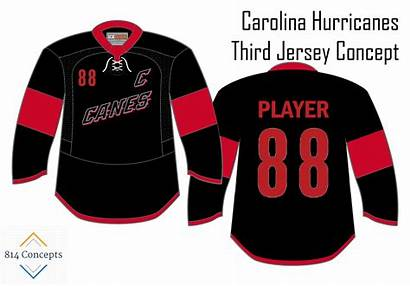 Hurricanes Concept Jersey 3rd Sportslogos Think