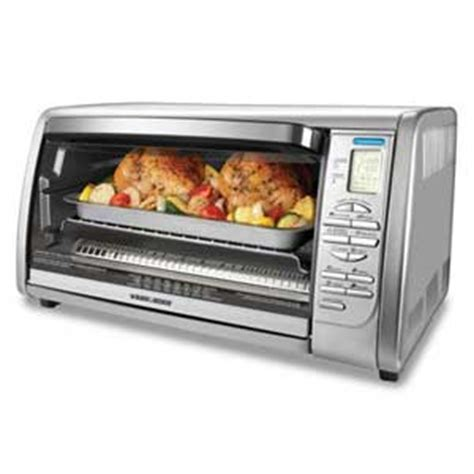 Black Decker Toaster Oven Reviews - black and decker cto6335s toaster oven review
