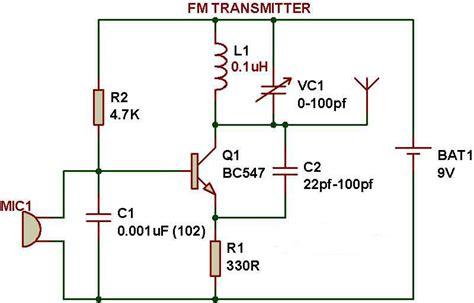 Transmitter Dark Sensor Buildcircuit