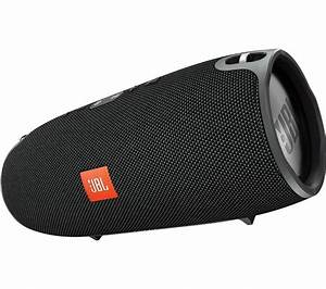 JBL XTREME Portable Bluetooth Wireless Speaker - Black ...
