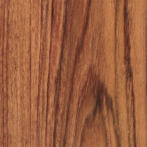 luxury vinyl plank flooring trafficmaster allure 6 in x 36 in teak luxury vinyl plank flooring 24 sq ft case 53712
