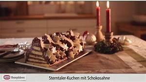 Dr Oetker Rezepte Kuchen : rezept sterntaler kuchen mit schokosahne von dr oetker ~ Watch28wear.com Haus und Dekorationen