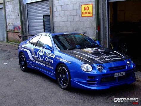 tuning toyota celica t20 cartuning best car tuning