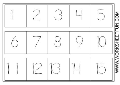 numbers worksheets for preschool images number worksheets