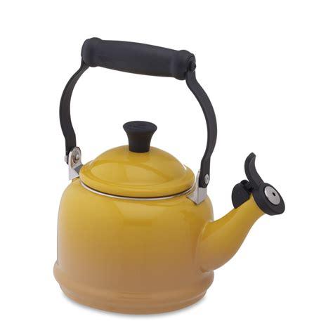 le creuset classic demi tea kettle williams sonoma australia