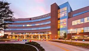 Texas Children's Hospital West Campus - Page