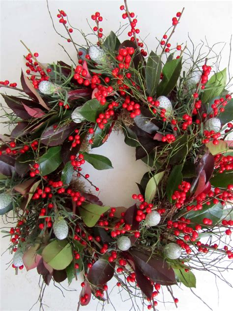 christmas wreaths ideas  pinterest christmas