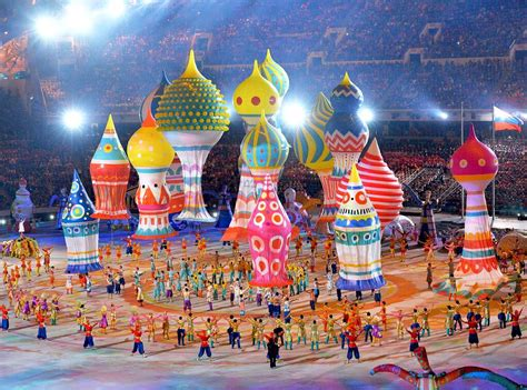 best opening ceremony 2014 winter olympics opening ceremony the best and worst