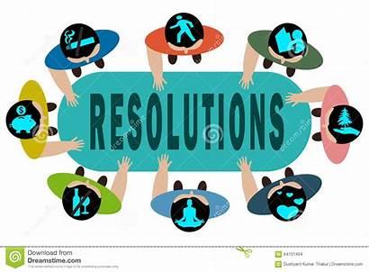 Resolution Clip Anno Nuovo Risoluzione Novo Ano