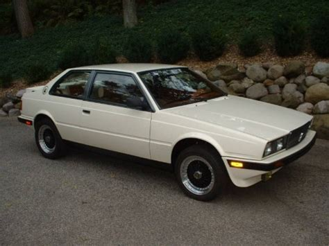 1987 Maserati Biturbo For Sale by 1987 Maserati Biturbo Si For Sale Nicest Left In