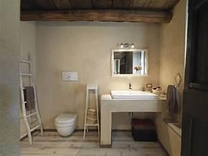 photos enduit argile realisations de murs en enduit a l With salle de bain a la chaux
