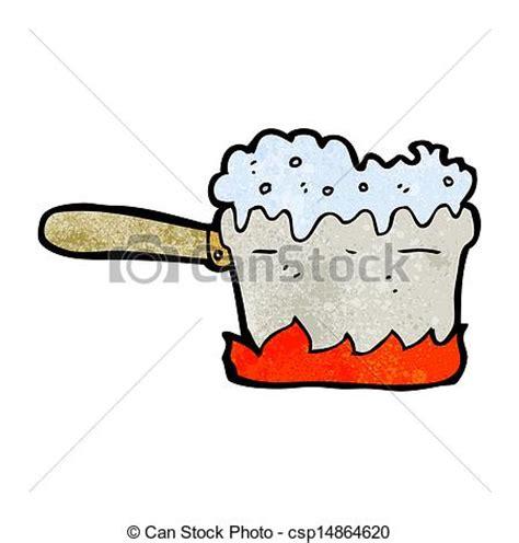 dessin animé cuisine illustration vecteur de dessin animé casserole cuisine