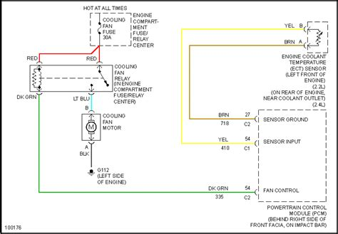 1997 Chevy Cavalier Electrical Diagram by 1997 Chevy Cavalier Cooling Fan Wiring Diagram Somurich