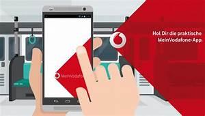 Vodafone Rechnung Fragen : meinvodafone die wichtigsten services f r sie via app ~ Themetempest.com Abrechnung