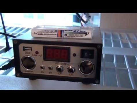 Portable Ham Radio Solar Panels
