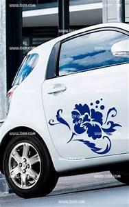 Deco Avec Piece De Voiture : stickers fleurs pour voiture ~ Medecine-chirurgie-esthetiques.com Avis de Voitures