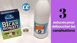 Déboucher Canalisation Bicarbonate : 3 astuces rapides pour d boucher les canalisations sans ~ Dallasstarsshop.com Idées de Décoration
