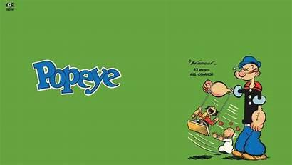 Popeye Wallpapers Cartoon Backgrounds Background Desktop Comics